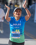 A photograph during the Downtown River Run on Sunday, April 30, 2017 in Reno, Nevada.
