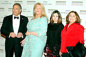 Washington, D.C. - December 2, 2006 -- Zubin Mehta arrives for the State Department Dinner for the 29th Kennedy Center Honors dinner at the Department of State in Washington, D.C. on Saturday evening, December 2, 2006.  Andrew Lloyd Webber, Zubin Mehta, Dolly Parton, Smokey Robinson and Stephen Spielberg are being honored in 2006 for their contribution to American culture.  From Left to right: Zubin Mehta; wife, Nancy; Shenaya Chinoy; and Zarina Mehta..Credit: Ron Sachs / CNP