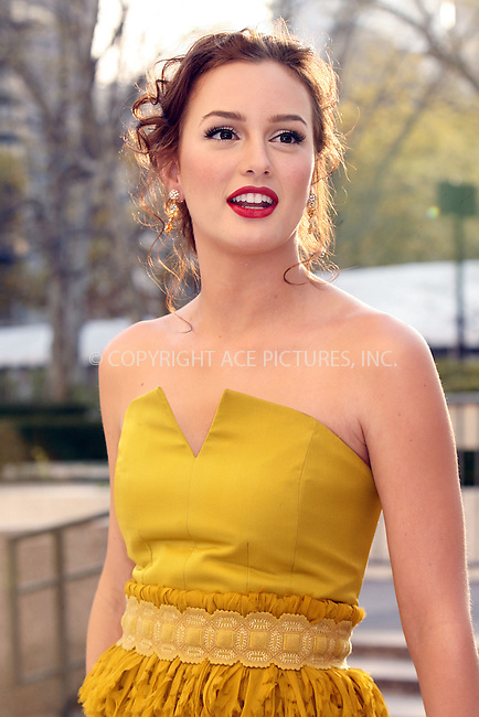 "WWW.ACEPIXS.COM . . . . . ....April 21 2008, New York City....Actress Leighton Meester arriving at the opening night of The Metropolitan Opera ""La Fille Du Regiment"" at the Lincoln Center ....Please byline: NANCY RIVERA - ACEPIXS.COM.. . . . . . ..Ace Pictures, Inc:  ..(646) 769 0430..e-mail: info@acepixs.com..web: http://www.acepixs.com"