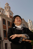 Katherine Ma, the director of communications at HKU.