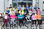 Sergeant Dermot O'Connell presented Streetwise Programme certificates to Kerry Parents and Friends members at Killarney Garda Station on Thursday  Garda Mike Milner, Garda John Nagle and Garda Dan Lucey also attended