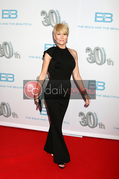 """Schae Harrison<br /> at the """"The Bold and The Beautiful"""" 30th Anniversary Party, Clifton's Downtown, Los Angeles, CA 03-18-17<br /> David Edwards/DailyCeleb.com 818-249-4998"""