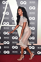 Maya Jama<br /> arriving for the GQ Men of the Year Awards 2019 in association with Hugo Boss at the Tate Modern, London<br /> <br /> ©Ash Knotek  D3518 03/09/2019