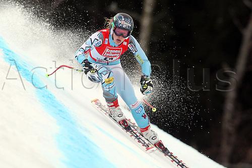 08 01 2012  Ski Alpine FIS WC Bath Kleinkirchheim Super G for women Bath Kleinkirchheim Austria  Picture shows Laurenne Ross USA
