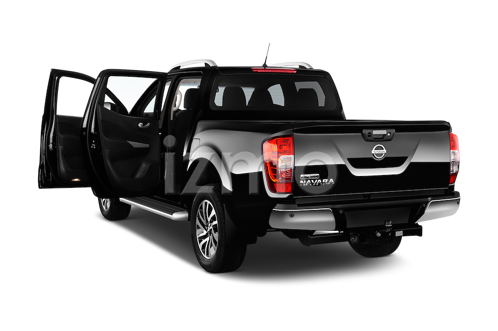 Car images of 2016 Nissan NP300 Tekna 4 Door Pickup Doors