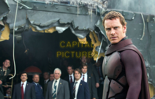 Michael Fassbender<br /> in X-Man: Days of Future Past (2014)<br /> *Filmstill - Editorial Use Only*<br /> CAP/FB<br /> Image supplied by Capital Pictures