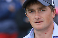 Paul Dunne (IRL) on the 10th during Round 3 of the Open de Espana 2018 at Centro Nacional de Golf on Saturday 14th April 2018.<br /> Picture:  Thos Caffrey / www.golffile.ie<br /> <br /> All photo usage must carry mandatory copyright credit (&copy; Golffile | Thos Caffrey)