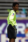 17 May 2003: Beat goalkeeper Briana Scurry. The Atlanta Beat defeated the San Jose CyberRays 1-0 at Herndon Stadium in Atlanta, GA in a regular season WUSA game.