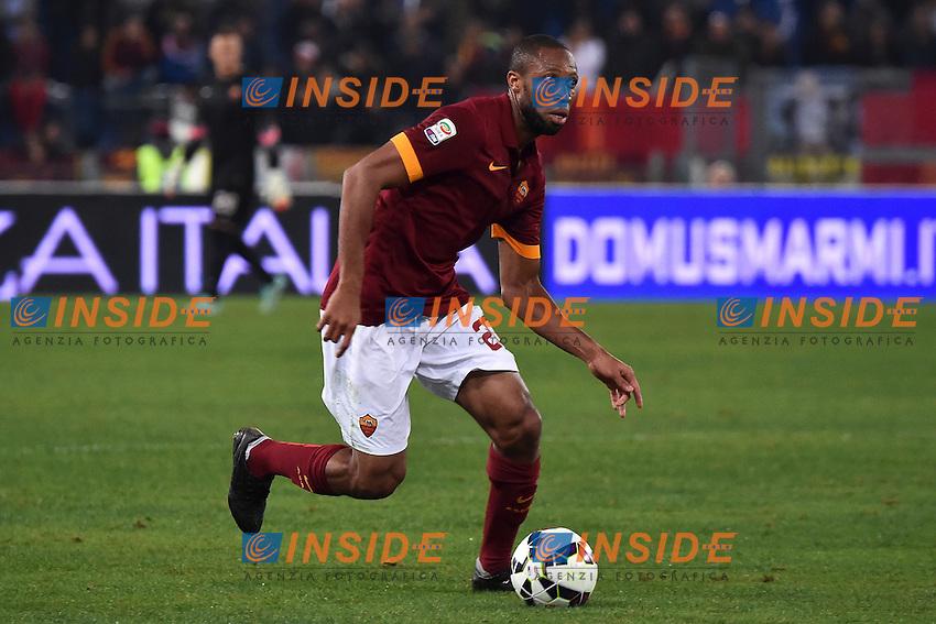 Seydou Keita Roma <br /> Roma 29-10-2014 Stadio Olimpico, Football Calcio Serie A 2014/2015 AS Roma - Cesena. Foto Andrea Staccioli / Insidefoto