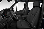 Front seat view of 2019 Mercedes Benz Sprinter-Tourer Design-Line 4 Door Passanger Van Front Seat  car photos