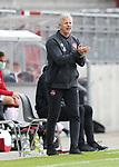 nph0001:  17.05.2020 --- Fussball --- Saison 2019 2020 --- 2. Fussball - Bundesliga --- 26. Spieltag: FC Sankt Pauli - 1. FC Nürnberg ---  DFL regulations prohibit any use of photographs as image sequences and/or quasi-video - Only for editorial use ! --- <br /> <br /> Jens Keller (Trainer Cheftrainer Coach 1. FC Nürnberg ) <br /> Foto: Daniel Marr/Zink/Pool//via Kokenge/nordphoto