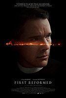 FIRST REFORMED (2018)<br /> POSTER<br /> *Filmstill - Editorial Use Only*<br /> CAP/FB<br /> Image supplied by Capital Pictures