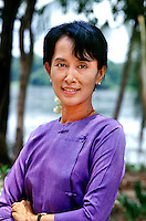Yangon, Burma/Myanmar 1996 <br />