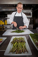 Rebecca Tillman, executive chef at the Point Hilton Squaw Peak Resort in Phoenix.