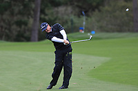 Jerry Kelly (USA) in action at Spyglass Hill Golf Course during the second round of the AT&amp;T Pro-Am, Pebble Beach Golf Links, Monterey, USA. 08/02/2019<br /> Picture: Golffile | Phil Inglis<br /> <br /> <br /> All photo usage must carry mandatory copyright credit (&copy; Golffile | Phil Inglis)