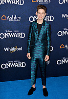 """LOS ANGELES, CA: 18, 2020: Dakota Lotus at the world premiere of """"Onward"""" at the El Capitan Theatre.<br /> Picture: Paul Smith/Featureflash"""