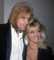 Eddie Money and wife circa 1980's<br /> Photo By John Barrett/PHOTOlink