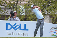 Kevin Kisner (USA) watches his tee shot on 1 during day 5 of the World Golf Championships, Dell Match Play, Austin Country Club, Austin, Texas. 3/25/2018.<br /> Picture: Golffile | Ken Murray<br /> <br /> <br /> All photo usage must carry mandatory copyright credit (© Golffile | Ken Murray)