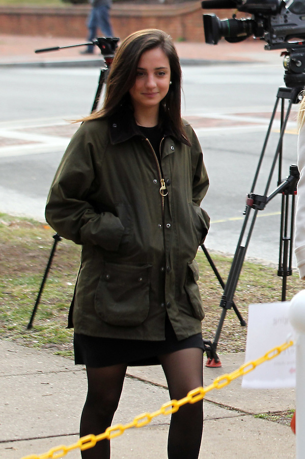 CHARLOTTESVILLE, VA - FEBRUARY 17:  Jurors heard from Caroline Wattenmaker who testified she was at George Huguely's apartment when Yeardley Love argued and hit Huguely over the head with her purse a week prior to her murder. Huguely was charged in the May 2010 death of his girlfriend Yeardley Love. She was a member of the Virginia women's lacrosse team. Huguely pleaded not guilty to first-degree murder. (Credit Image: © Andrew Shurtleff/