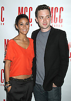 June 14 , 2012 Emmanuelle Chriqui and Eddie Kaye Thomas attends the MCC Theater's benefit reading of The Heart Of The Matter afterparty  at the Ramscale in New York City. &copy; RW/MediaPunch Inc. NORTEPHOTO.COM<br />