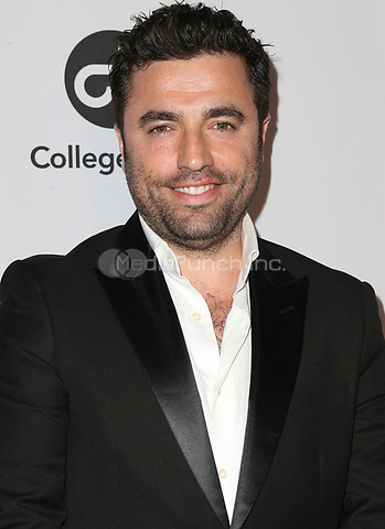 LOS ANGELES, CA - NOVEMBER 8: Luca Riemma, at the Eva Longoria Foundation Dinner Gala honoring Zoe Saldana and Gina Rodriguez at The Four Seasons Beverly Hills in Los Angeles, California on November 8, 2018. Credit: Faye Sadou/MediaPunch
