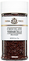 10518 Chocolate Vermicelli, Small Jar 2.5 oz
