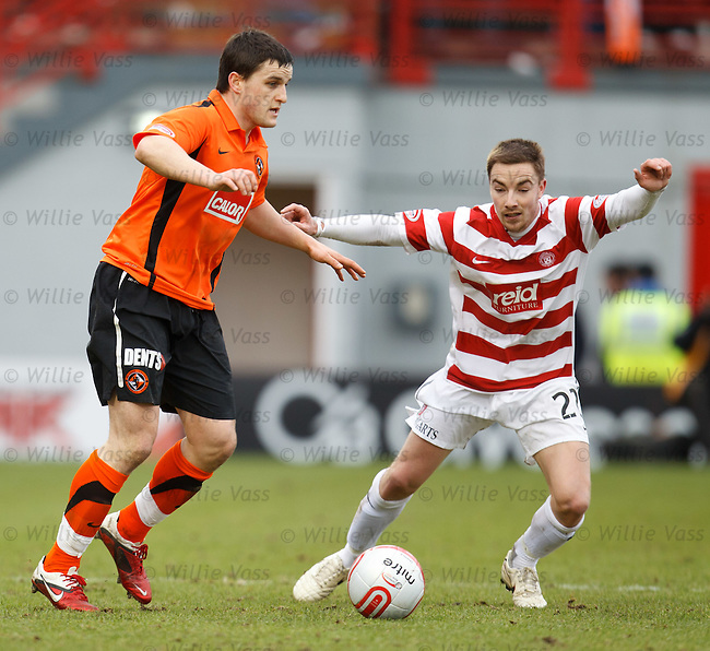 Craig Conway and Jon Routledge