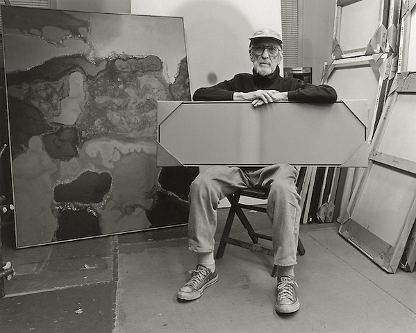 Stanley Twardowicz, 2006.  Painter