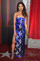 Kassius Nelson<br /> at the British Soap Awards 2017 held at The Lowry Theatre, Manchester. <br /> <br /> <br /> &copy;Ash Knotek  D3272  03/06/2017