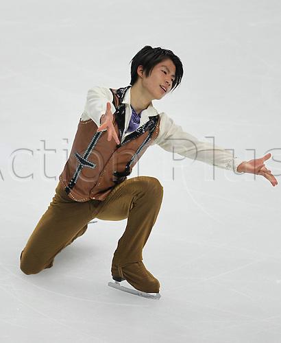 20.11.2010 Grand Prix of Figure Skating, Cup of Russia. Picture shows Tatsuki Machida (JPN).