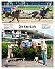 One Fast Look winning and at Delaware Park on 7/17/13