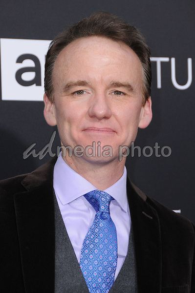 "03 April 2017 - Hollywood, California - David Wilson Barnes.  Premiere screening of AMC's ""The Son"" held at ArcLight Hollywood in Hollywood. Photo Credit: Birdie Thompson/AdMedia"