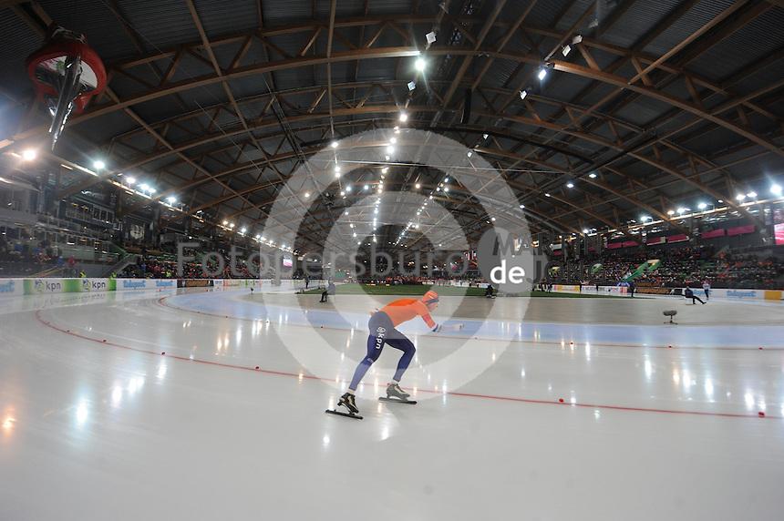 SPEED SKATING: HAMAR: Vikingskipet, 04-03-2017, ISU World Championship Allround, 5000m Men, Sven Kramer (NED), ©photo Martin de Jong