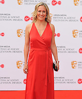 Sophie Raworth at the British Academy (BAFTA) Television Awards 2019, Royal Festival Hall, Southbank Centre, Belvedere Road, London, England, UK, on Sunday 12th May 2019.<br /> CAP/CAN<br /> &copy;CAN/Capital Pictures