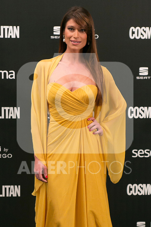 Sonia Ferrer attend the photocall of the Cosmopolitan Fun Fearless Female 2014 Awards at the Ritz Hotel in Madrid, Spain. October 20, 2014. (ALTERPHOTOS/Carlos Dafonte)