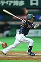 Kazuo Matsui (JPN), .FEBRUARY 28, 2013 - WBC : .2013 World Baseball Classic .Exhibithion Game .between Tokyo Yomiuri Giants 1-6 Japan .at Yafuoku Dome, Fukuoka, Japan. .(Photo by YUTAKA/AFLO SPORT)
