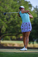 Maria Fassi (a)(MEX) watches her tee shot on 2 during round 1 of the 2019 US Women's Open, Charleston Country Club, Charleston, South Carolina,  USA. 5/30/2019.<br /> Picture: Golffile | Ken Murray<br /> <br /> All photo usage must carry mandatory copyright credit (© Golffile | Ken Murray)