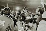 FTB 712 M-11<br /> <br /> 6 Robbie Bosco Quarterback. Holiday Bowl vs Michigan<br /> <br /> December 21, 1984<br /> <br /> Photo by: Mark Philbrick/BYU<br /> <br /> Copyright BYU PHOTO 2009<br /> All Rights Reserved<br /> 801-422-7322<br /> photo@byu.edu
