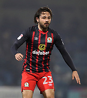 Blackburn Rovers' Bradley Dack<br /> <br /> Photographer Rachel Holborn/CameraSport<br /> <br /> The EFL Sky Bet League One - Gillingham v Blackburn Rovers - Tuesday 10th April 2018 - Priestfield Stadium - Gillingham<br /> <br /> World Copyright &copy; 2018 CameraSport. All rights reserved. 43 Linden Ave. Countesthorpe. Leicester. England. LE8 5PG - Tel: +44 (0) 116 277 4147 - admin@camerasport.com - www.camerasport.com