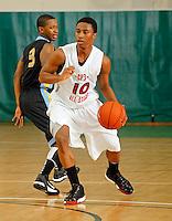 April 10, 2011 - Hampton, VA. USA;  Eric Johnson. participates in the 2011 Elite Youth Basketball League at the Boo Williams Sports Complex. Photo/Andrew Shurtleff