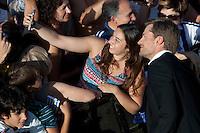 Danish actor Nikolaj Coster-Waldau presents the film 'A Second Chance' during the 62st San Sebastian Film Festival in San Sebastian, Spain. September 21, 2014. (Insidefoto/Alterphotos/Caro Marin) <br /> Festival del film di San Sebastian <br /> Foto Alterphotos/Insidefoto