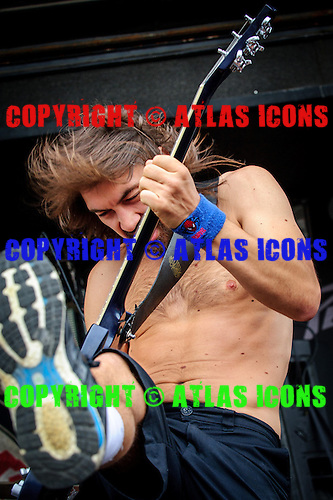 TRUCKFIGHTERS, LIVE, 2014, <br /> PHOTOCREDIT:  IGOR VIDYASHEV/ATLASICONS