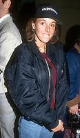 Victoria Sellers, 1999, Photo By Michael Ferguson/PHOTOlink