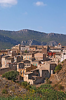 Vilella village. Priorato, Catalonia, Spain