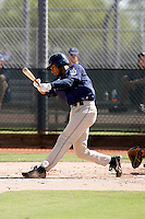 Jonathan Galvez - San Diego Padres 2009 Instructional League.Photo by:  Bill Mitchell/Four Seam Images..