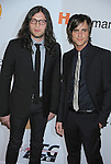 BEVERLY HILLS, CA. - January 30: Kings Of Leon  arrives at the 52nd Annual GRAMMY Awards - Salute To Icons Honoring Doug Morris held at The Beverly Hilton Hotel on January 30, 2010 in Beverly Hills, California.