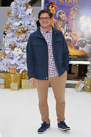 Rich Sommer at the world premiere for &quot;The Star&quot; at the Regency Village Theatre, Westwood. Los Angeles, USA 12 November  2017<br /> Picture: Paul Smith/Featureflash/SilverHub 0208 004 5359 sales@silverhubmedia.com