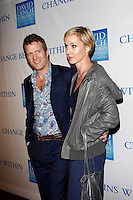 LOS ANGELES, CA - DEC 3: Thomas Jane; Kaari Upson at the 3rd Annual 'Change Begins Within' Benefit Celebration presented by The David Lynch Foundation held at LACMA on December 3, 2011 in Los Angeles, California