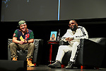 An evening with Rick Ross and Rob Markman discussing new book Hurricanes: A Memoir at the Schomburg
