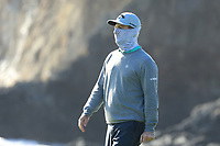 Lucas Glover (USA) during the final round of the AT&T Pro-Am, Pebble Beach Golf Links, Monterey, USA. 10/02/2019<br /> Picture: Golffile | Phil Inglis<br /> <br /> <br /> All photo usage must carry mandatory copyright credit (© Golffile | Phil Inglis)
